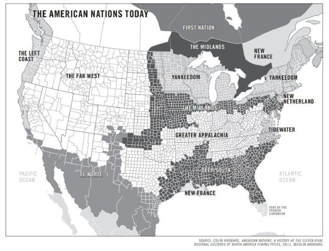the american nations today